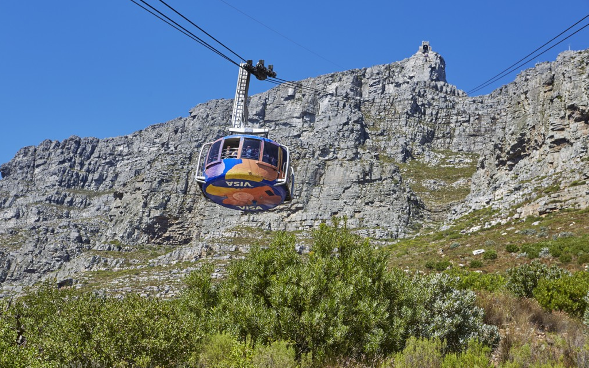 Half Day Robben Island and Table Mountain Tour