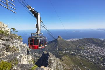 City, Table Mountain & Robben Island